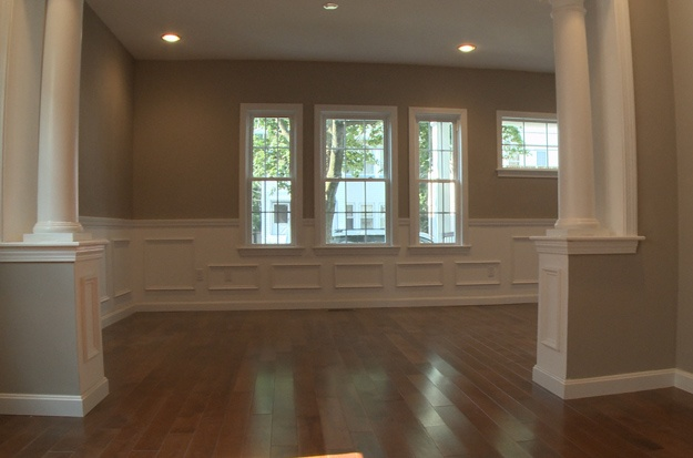 After: Dining Room in Season 2 Episode 5