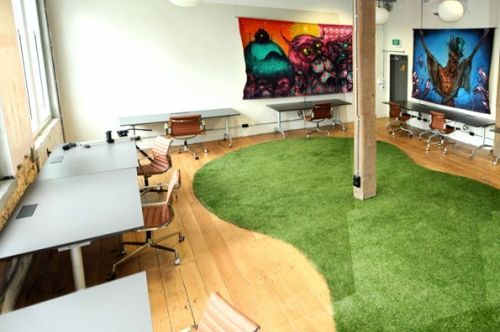 Generator New Zealand Shared Office Hub Pictures