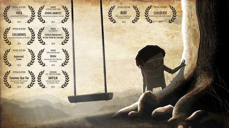 «Strange Fruit» Το τρυφερό και συγκινητικό animation παρουσιάζει την ειρηνική καθημερινότητα ενός πατέρα και του γιου του που διακόπτεται από ένα άγνωστο αγόρι, διαφορετικού χρώματος από τους ίδιους.