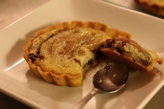 Les petits plats de Rose: Tartelettes amandines poire-chocolat