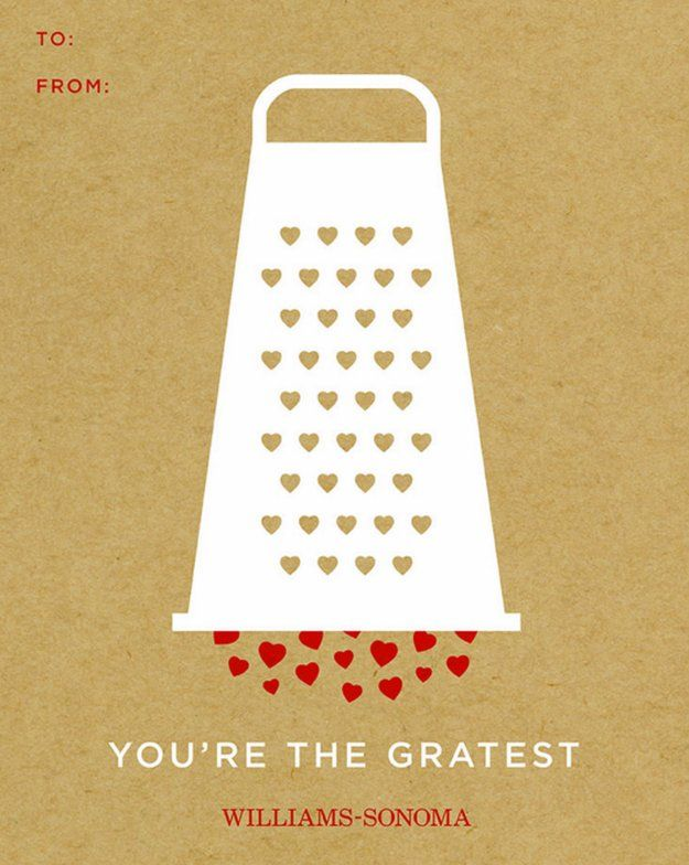 Greatest/Gratest Printable Card|14 Funny Valentines Day Cards You Can Make Yourself, see more at: http://diyready.com/14-funny-valentines-day-cards-you-can-make-yourself/