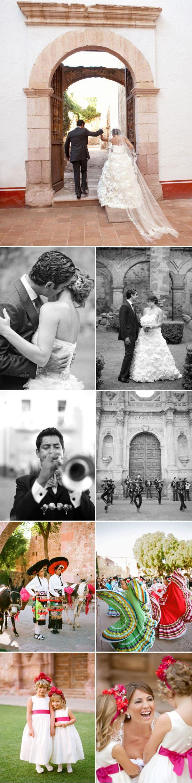 Zacatecas Wedding