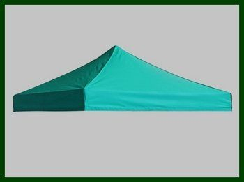 3 x 3 Pop up Gazebo Commercial Tent Replacement Canopy Top Cover (Turquoise): Amazon.co.uk: Sports & Outdoors