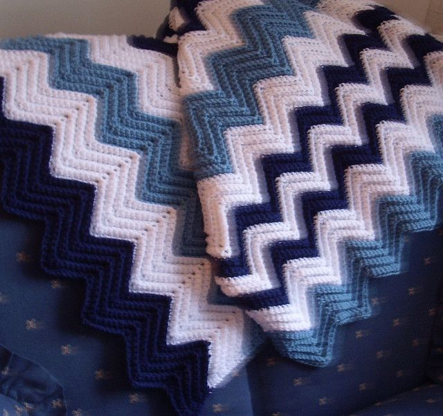 large crochet afghan patterns | Crochet Collection: Easy Afghan Crochet Instructions