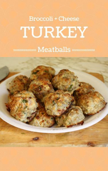 Daphne Oz shared a kid-friendly way to sneak in more vegetables at the dinner table. Check out her Turkey Broccoli Cheddar Balls recipe from The Chew. www.foodus.com/…