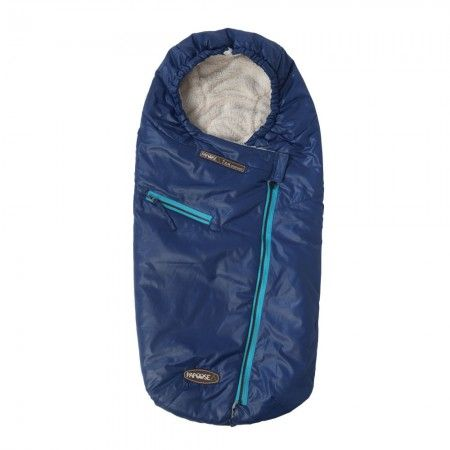 $69-$89 Papoose Navy: Five-points harness openings adapt to any car-seat or stroller and hook & loop straps attache Papoose to any car-seat or stroller