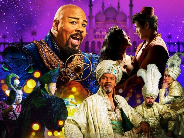The cast of ALADDIN reveals nine secrets fans don't know about life backstage #pinoftheday
