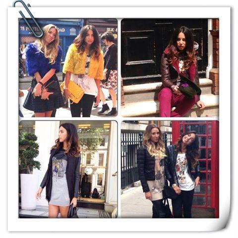 Aspettando il nuovo catalogo con Chiara Biasi#shooting #london #chiarabiasi#maisonespin #cool #fashionblogger#womancollection #lovely #MadewithLove #romanticstyle #milano#clothing #shopping #iloveshopping