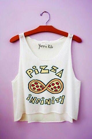 Haha I'm a pizza girl.