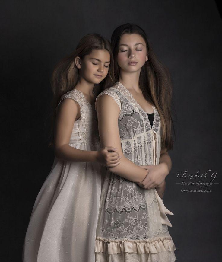 Children's Photography by Elizabeth G - Fine Art Portrait Photographer in Kings Langley, Hertfordshire