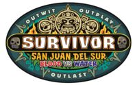 Survivor San Juan del Sur Blood VS Water