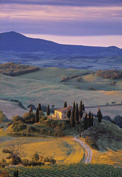 Tuscany,Italy: