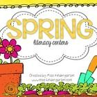 Brighten up your Spring literacy centers with these fun and engaging activities! These can also be found as a bundle already in my store {here}.  T...