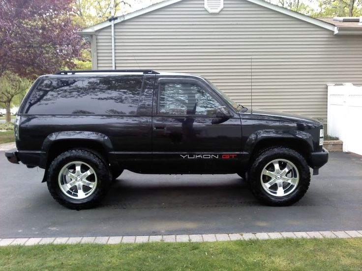 1999 Chevy Tahoe 2 Door