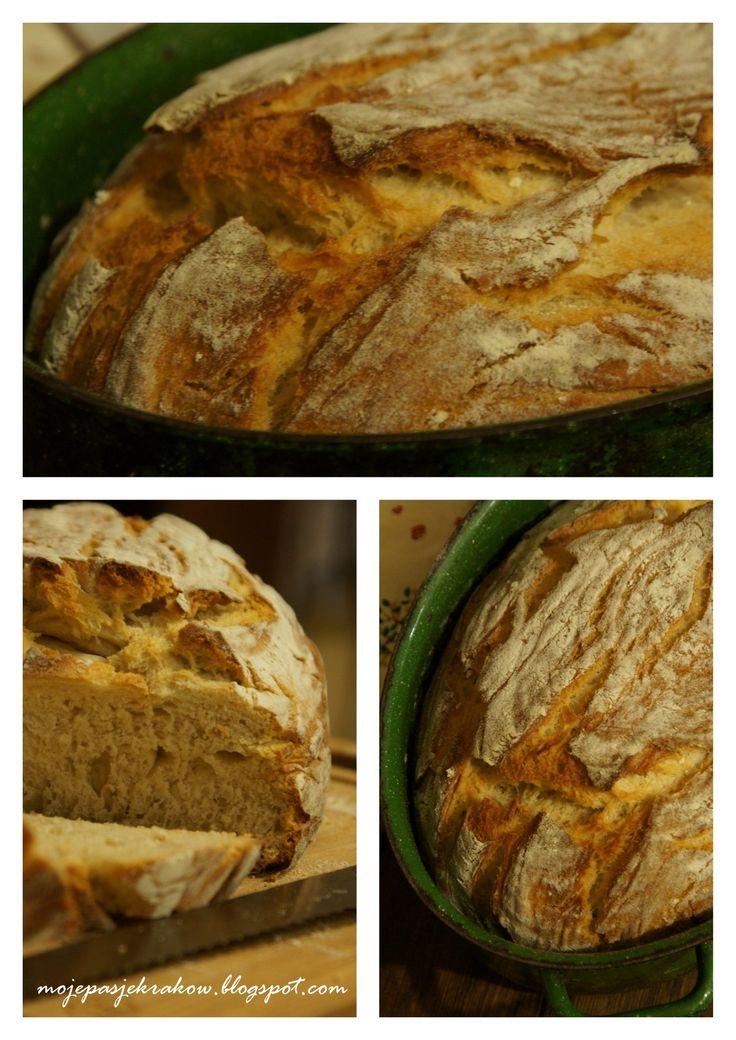 Ten chleb pojawił się już na blogu  tutaj (klik). Uznałam jednak, że warto…