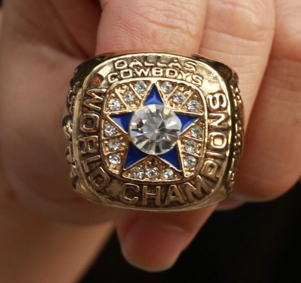 Dallas Cowboys 1971 Super Bowl Championship Ring