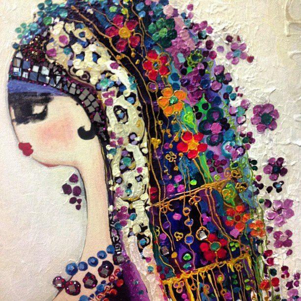 Canan Berber  my favorite painter :)