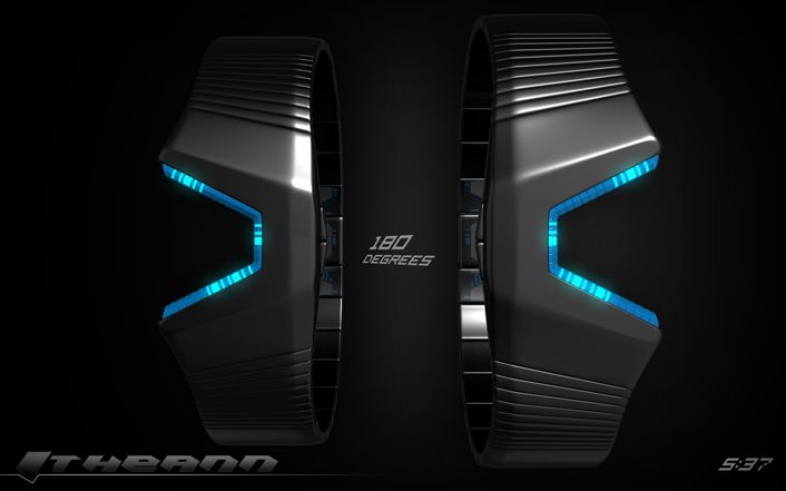 Itheann watch | SAM - Arch2O.com