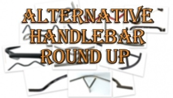 """Alternative or """"Alt"""" mountain bike handlebars give your wrist a more neutral position which can alleviate pain and add more comfort."""