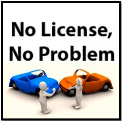 Can I get car insurance if I don't have a license? Yes you can. FreeCarInsuranceQuote offers affordable car insurance for unlicensed drivers that meet your terms at best possible prices available anywhere. We insure all drivers – with license, without license, suspended license. Get free quotes online and compare your rate now.