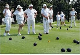 Learn How to play Lawn Bowls.