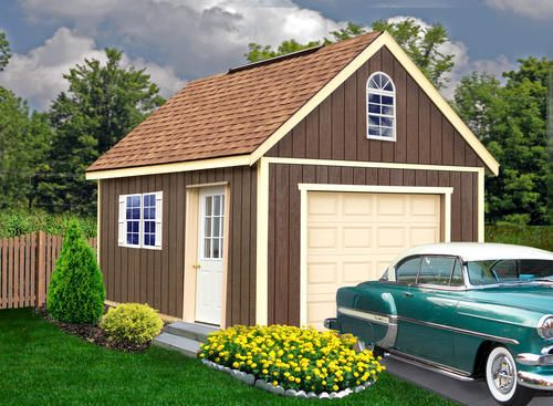 Garage Building Kits Menards Woodworking Projects Plans