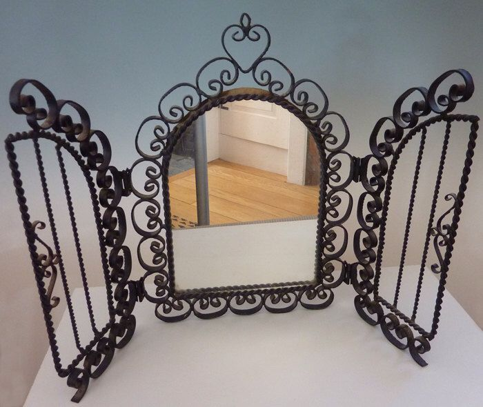 71 best espejos images on Pinterest | Mirrors, Wrought ...
