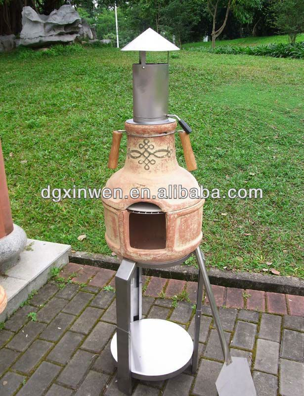 ceramic outdoor portable pizza oven wood fired pizza oven used pizza ovens for sale view - Pizza Oven For Sale