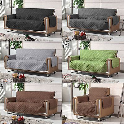 Broyhill Sofa Quilted Sofa Couch Cover Throw Couch Settee Dog Pet Protector Water Resistant