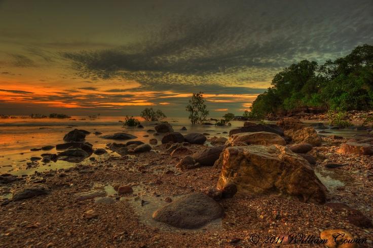 Mindil Beach - Darwin, Australia