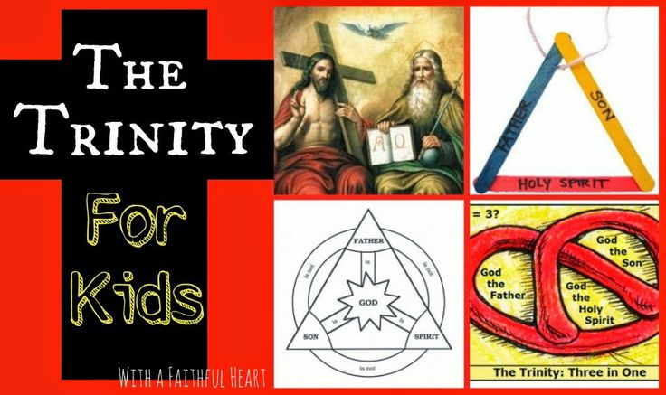 Agapegeek Teachings On The Trinity: 14 Best Images About Holy Trinity On Pinterest