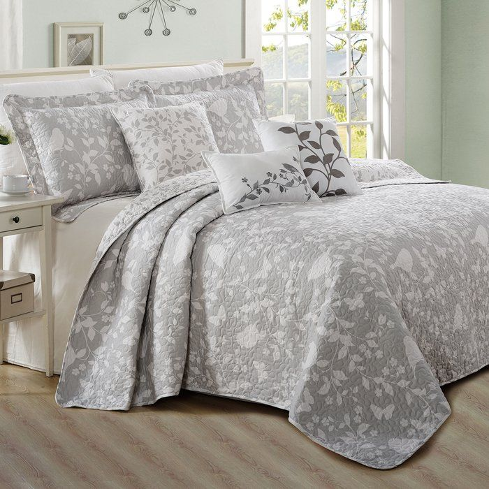 Cavell Coverlet Set Bed Spreads Coverlet Set Quilted Coverlet