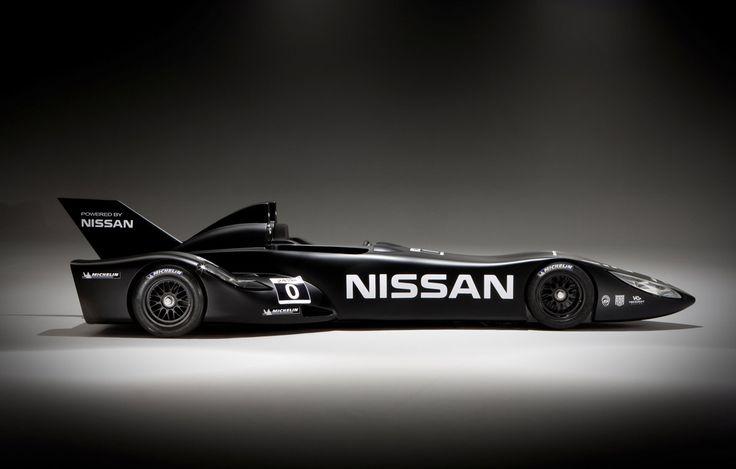 Nissan DeltaWing (LeMand racer)