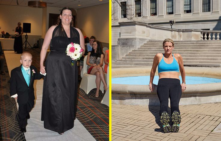 What It Took for Me to Lose 120 Pounds in Just Over a Year