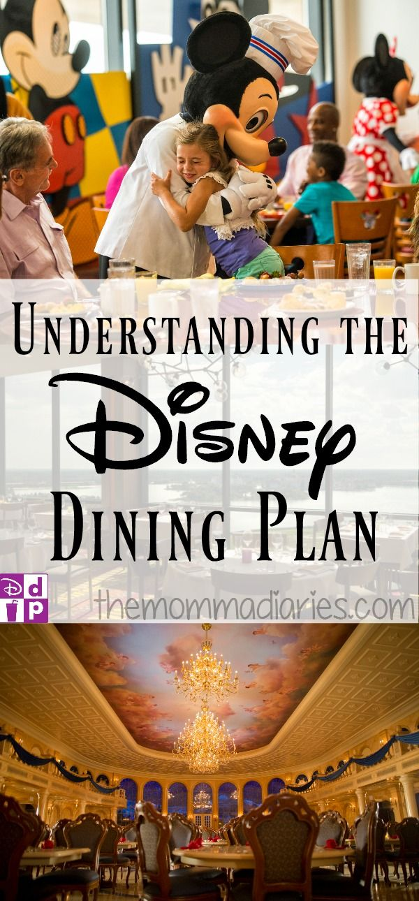 The Disney Dining Plan is great for families. Walt Disney World offers 3 different dining plans, and occasionally offers FREE dining!