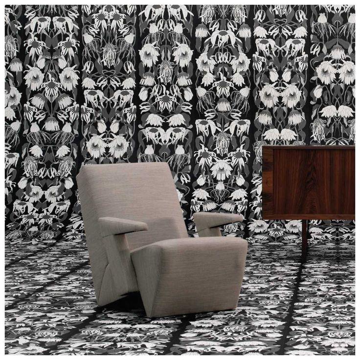 JOB-06 Withered Flowers Behang ontworpen door Studio Job voor NLXL| MisterDesign