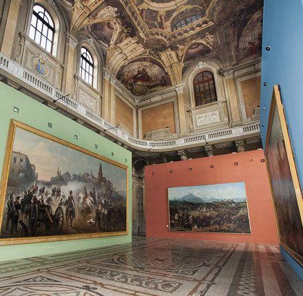 Museo nazionale del risorgimento italiano torino musei for Nuovo parlamento italiano