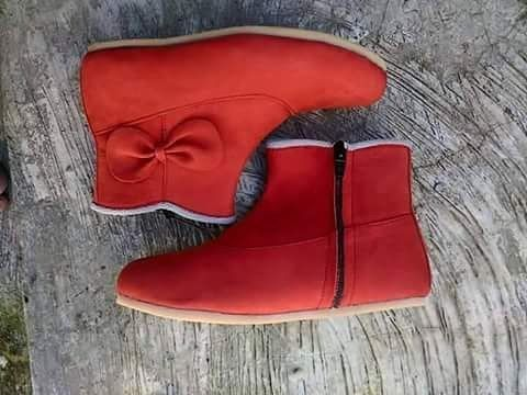#SepatuKulit #bootsanak Nabila by #SMO  Kids shoes Pre order  WA…