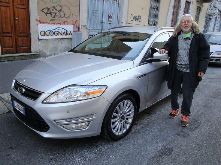Auto Cicognara: Auto Usate e Service a Milano - 3939578915 (anche WhatsApp) Il signor Alberto, nostro cliente da 24 anni, ritira la sua nuova Mondeo SW. Grazie per la fiducia ! Se anche tu stai cercando un'auto come questa visita il nostro sito: http://www.autocicognara.it/AC15/list.php STAY TUNED !!!  #AutoCicognara #AutoUsate #Officina #Carrozzeria #CambioOlio #TagliandoAuto #PastiglieFreni #RevisioneAuto #Milano #AC63MI #WhatsApp #Ford #Mondeo #TDCI #StationWagon