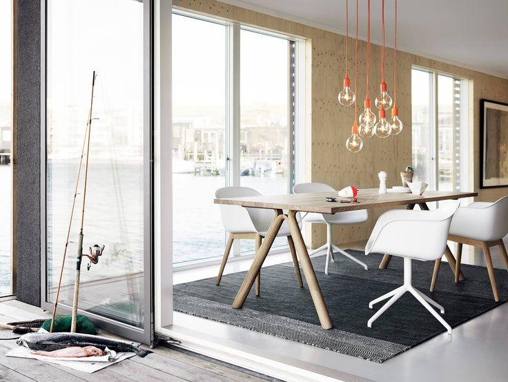 Esszimmer Einrichtung Kunst Minimalismus - Design