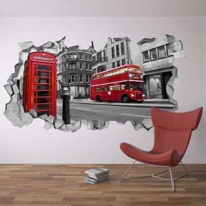 15 Fascinating 3D Wallpaper Ideas To Adorn Your Living Room