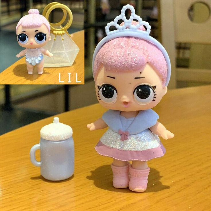 LOL Surprise #Hairgoals Wave 1 yang qt HAIR GOALS DOLL TOYS GIFTS RARE
