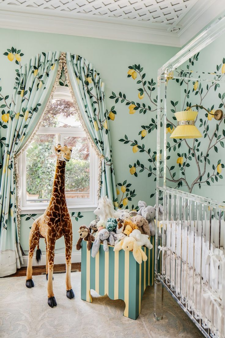 399 Best Nursery Decor Ideas Images On Pinterest Baby Bedroom Mom N Bab Short Tee Grey Jungle Explorer San Francisco Decorator Showcase Report Part One Dina Bandmans Glamorous And Inviting A New Way To Welcome Nurture