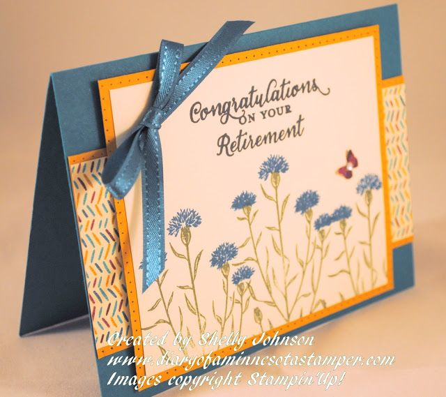retirement card by stamplady102 - Cards and Paper Crafts at Splitcoaststampers