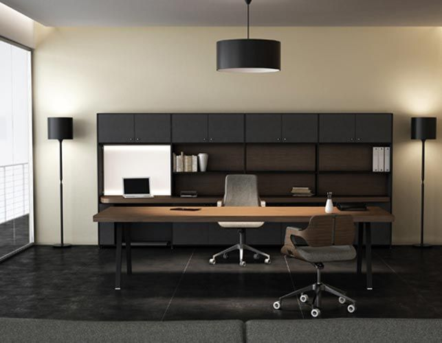 Modern Office Furniture Design Delectable Inspiration