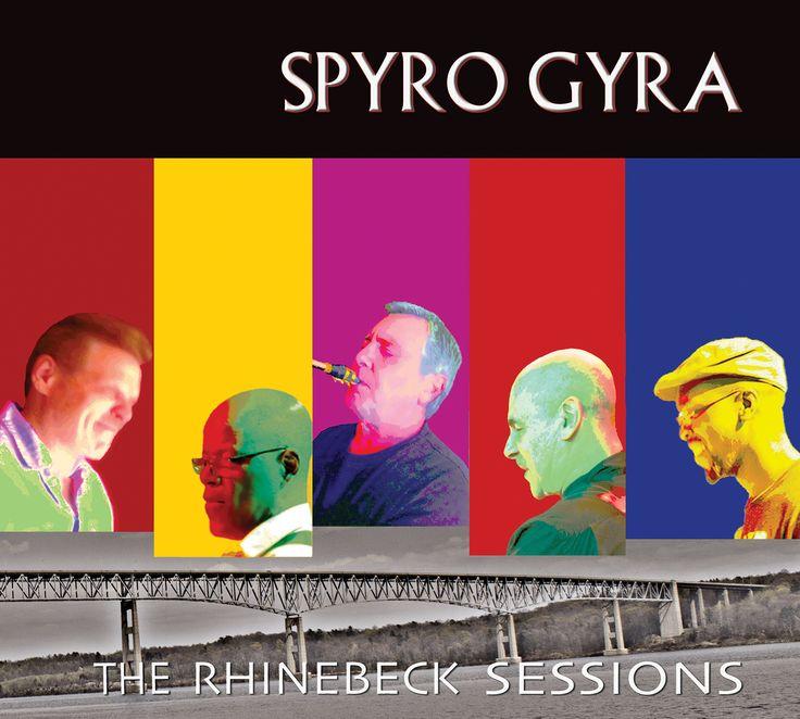 Spyro Gyra - Rhinebeck Sessions: Spyro Gyra