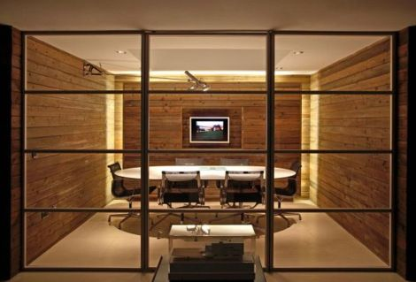 Nicolas Tye Architects. Bureau de campagne. | Décoration maison, meubles maison jardin et design intérieur sur Artdco.net
