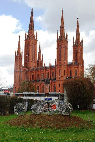 Luthern Market Church Wiesbaden | by TLCisMe