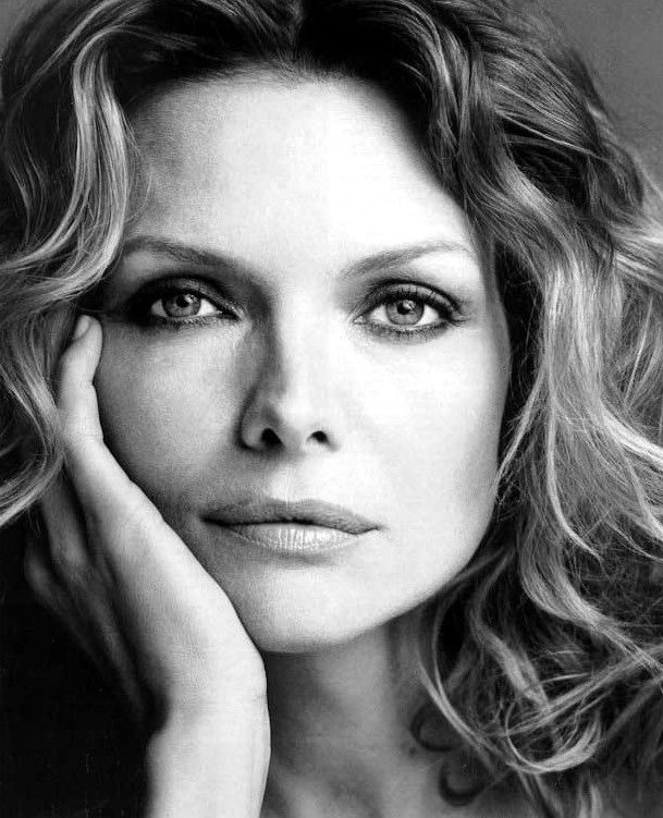 Michelle Pfeiffer. Very reserved. Completely gorgeous. Had the good fortune to meet her in 2005 when I worked at The Fashion Group in NYC.  Grateful for that job.