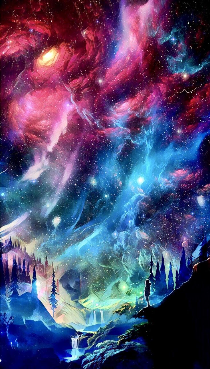 очень красивые картинки космос вертикальные для наглядности